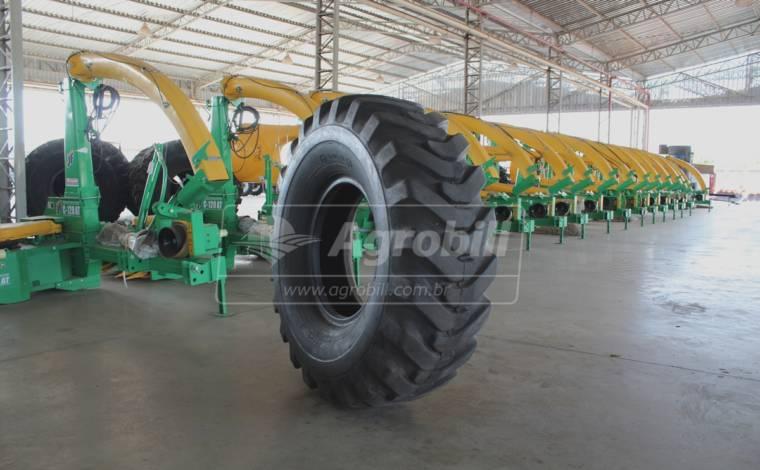 Pneu 1600×24 / 12 Lonas – Dunlop > Novo * Preço Avista Para Retirada Em Loja * - 1600x24 - Pirelli - Agrobill - Tratores, Implementos Agrícolas, Pneus
