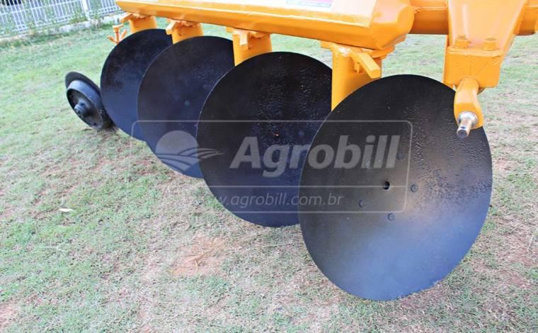 Arado Fixo 4 Discos – Tatu > Usado - Arado de Discos e Aivecas - Tatu Marchesan - Agrobill - Tratores, Implementos Agrícolas, Pneus