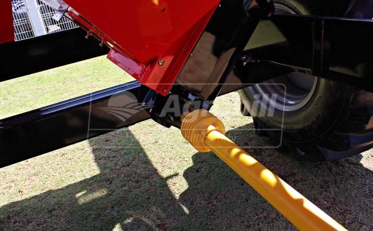 Carreta Graneleira Gran Standard 13.000 litros / com Pneus 23.1 x 26 – São José > Nova - Carreta Agrícola Graneleira / Bazuka / Transportadora de Grãos / Multiuso - São José - Agrobill - Tratores, Implementos Agrícolas, Pneus