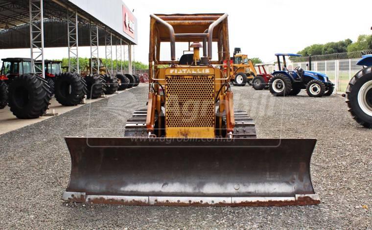 Trator de Esteira Fiat Allis 7 D – Embreagem ano 1992, motor MWM 6 cilindros, unico dono. - Tratores - Case - Agrobill - Tratores, Implementos Agrícolas, Pneus