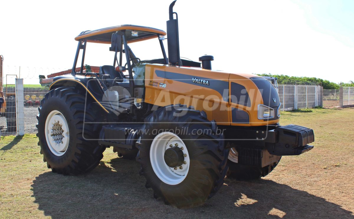 Trator Valtra 1780 4×4 ano 2008  motor MWM, bomba bosch e 4 pneus novos - Tratores - Valtra - Agrobill - Tratores, Implementos Agrícolas, Pneus