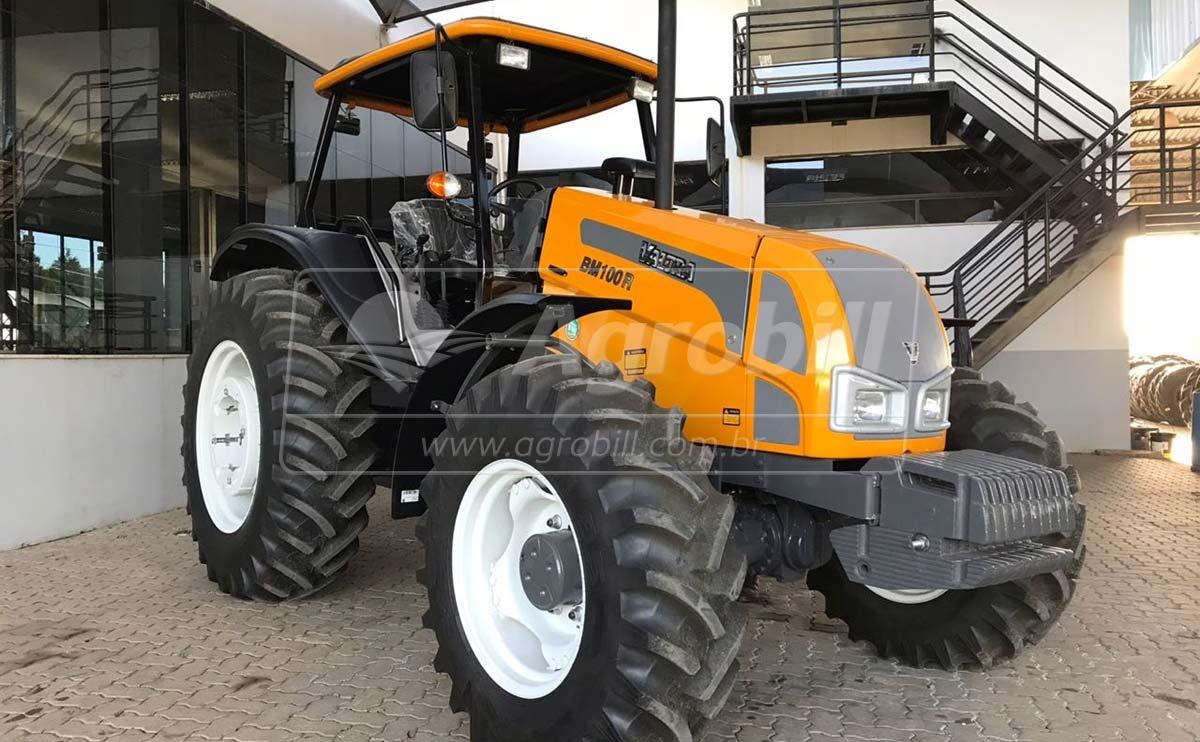 Trator Valtra BM 100 4×4 ano 2017 - Tratores - Valtra - Agrobill - Tratores, Implementos Agrícolas, Pneus