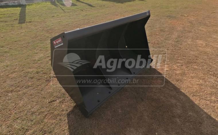 Concha Agrícola 2 m x 710 L / PCAL 800 e 1000 – Almeida > Novo - Conjuntos Almeida - Almeida - Agrobill - Tratores, Implementos Agrícolas, Pneus