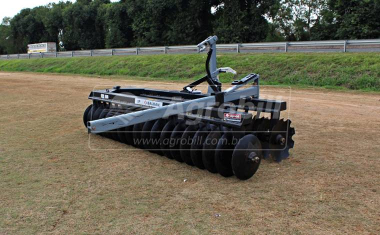 Grade Niveladora Super Peixe SP 36 x 20″ x 175 mm – Baldan > Nova - Grades Niveladoras - Baldan - Agrobill - Tratores, Implementos Agrícolas, Pneus