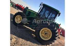 John Deere 6110 J ano 2012 cambio Powerquad - Tratores - John Deere - Agrobill - Tratores, Implementos Agrícolas, Pneus
