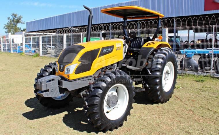 Trator Valtra A 750 4×4 ano 2016 semi novo com 922 Horas - Tratores - Valtra - Agrobill - Tratores, Implementos Agrícolas, Pneus