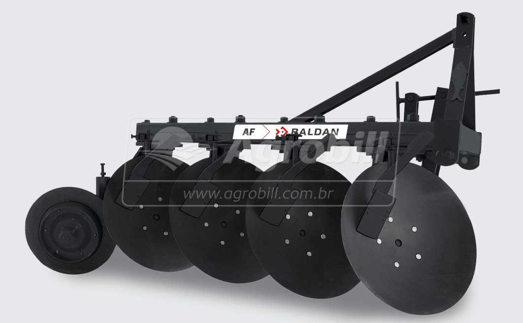 Arado Fixo 4 Discos / com Limpador Oscilante / Sem roda de Profundidade – Baldan > Novo - Arado - Baldan - Agrobill - Tratores, Implementos Agrícolas, Pneus