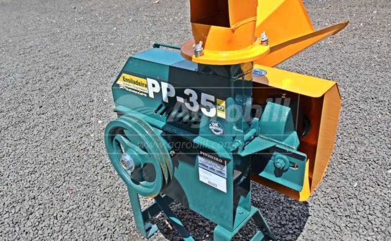Ensiladeira / Picadeira PP-35 / Cavalete – Pinheiro > Nova - Ensiladeira - Pinheiro - Agrobill - Tratores, Implementos Agrícolas, Pneus