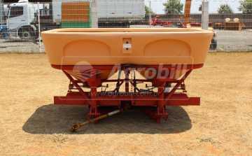 Distribuidor de Calcário 1300 Litros  – Vicon > Usado - Distribuidor de Calcário - Vicon - Agrobill - Tratores, Implementos Agrícolas, Pneus