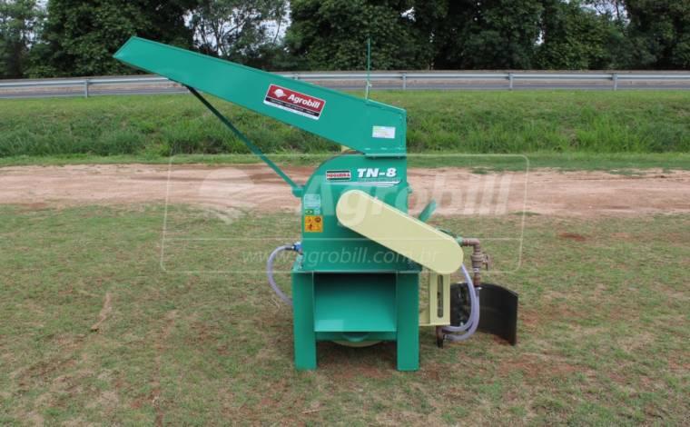Triturador de Grãos TN-8 Reidratador – Nogueira > Novo - Triturador / Triturador de Galhos - Nogueira - Agrobill - Tratores, Implementos Agrícolas, Pneus