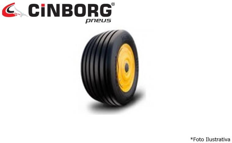 Pneu 10.5/80×18 / 10 Lonas – Cinborg – La Força 2 > Novo - 10.5/80x18 - Cinborg - Agrobill - Tratores, Implementos Agrícolas, Pneus