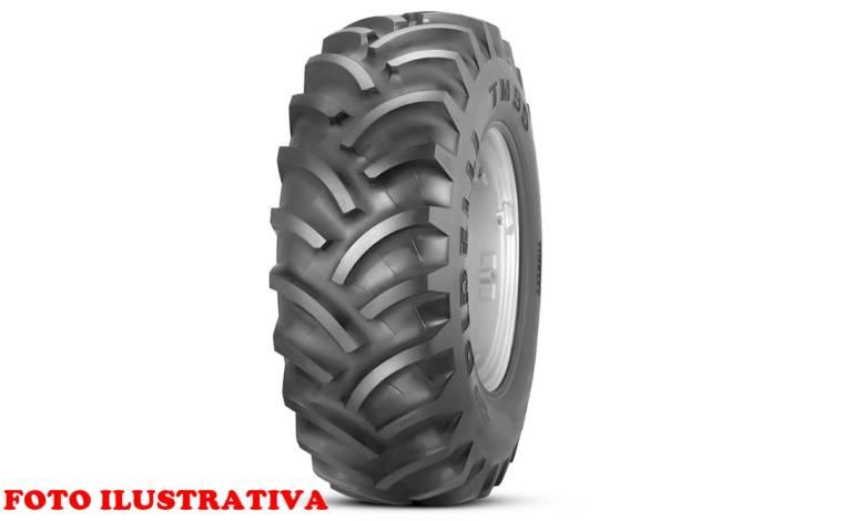 Pneu 18.4×26 / 12 Lonas – Pirelli – TM 95 – Sem Câmara De Ar > Novo - 18.4x26 - Pirelli - Agrobill - Tratores, Implementos Agrícolas, Pneus
