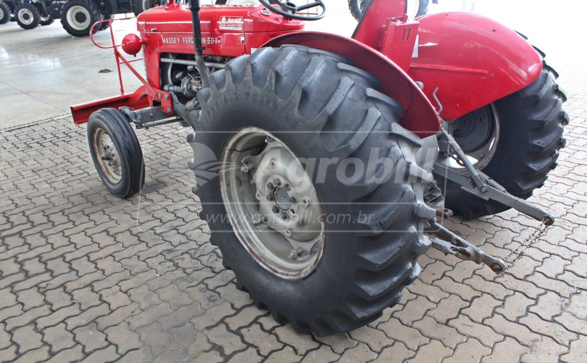 Trator Massey 50 X 4×2 ano 1976 - Tratores - Massey Ferguson - Agrobill - Tratores, Implementos Agrícolas, Pneus