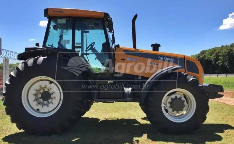 Trator VALTRA BH 180 4×4 ano 2013 Hyflow Unico dono !!! - Tratores - Valtra - Agrobill - Tratores, Implementos Agrícolas, Pneus