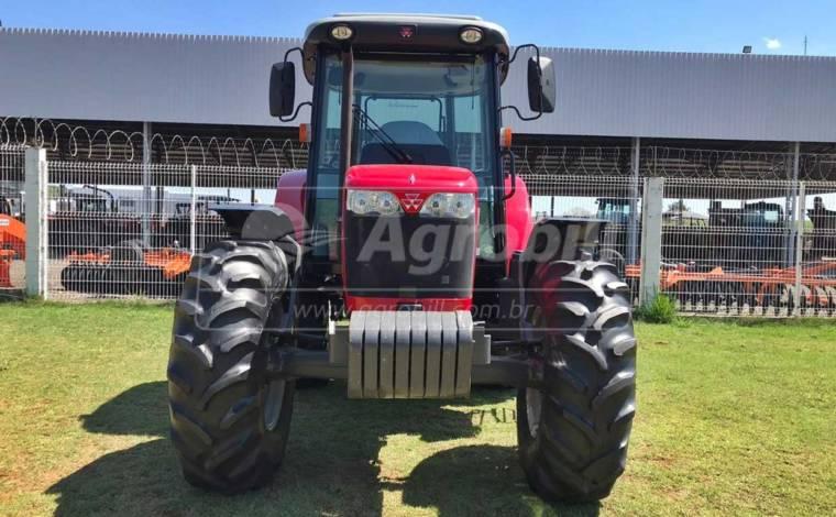 Trator Massey Ferguson 4290 4×4 TURBO ano 2018 - Tratores - Massey Ferguson - Agrobill - Tratores, Implementos Agrícolas, Pneus