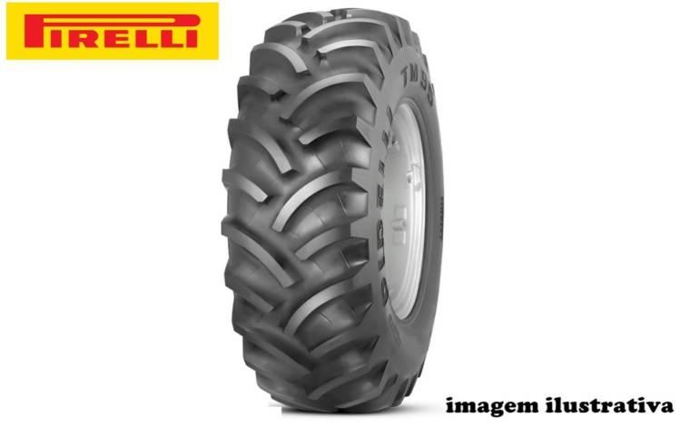 Pneu 23.1X30 / 10 Lonas – Pirelli – TM 95 > Novo - 23.1x30 - Pirelli - Agrobill - Tratores, Implementos Agrícolas, Pneus