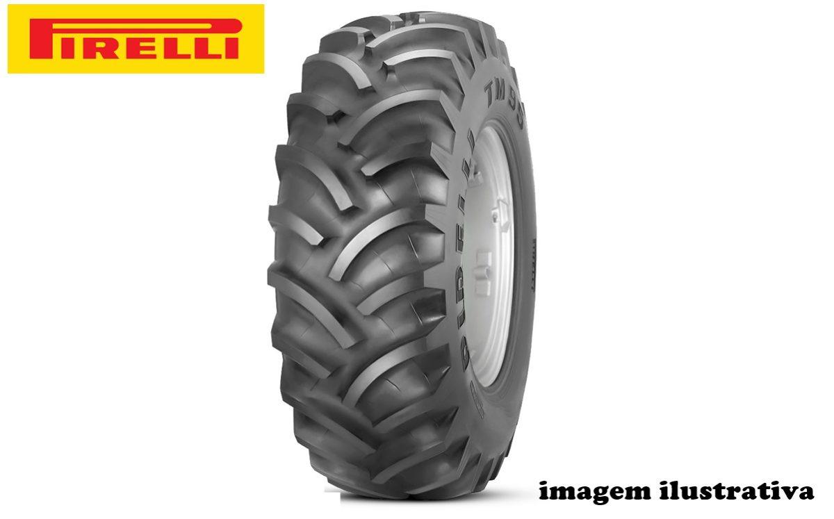 Pneu 16.9×30 / 06 Lonas – Pirelli > Novo * Preço Para Retirada Em Loja * - 16.9x30 - Pirelli - Agrobill - Tratores, Implementos Agrícolas, Pneus