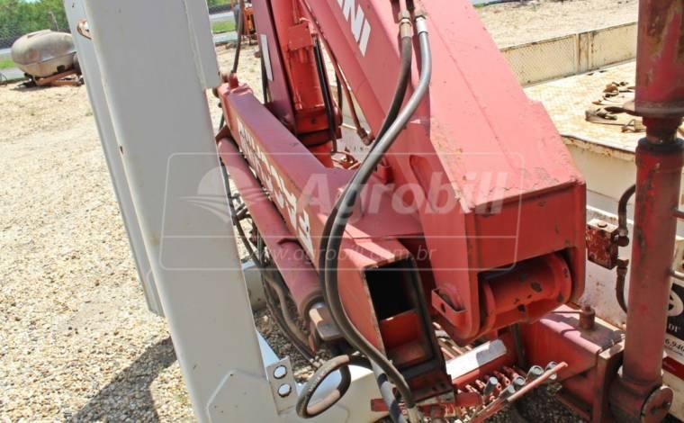 Munck para Caminhão F-7,5/2H (Prancha à parte) – Facchini > Usado - Veículos - Facchini - Agrobill - Tratores, Implementos Agrícolas, Pneus
