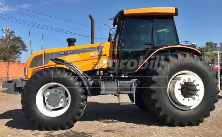 Trator VALTRA BH 185 i 4×4 ano 2012 de Lavoura. - Tratores - Valtra - Agrobill - Tratores, Implementos Agrícolas, Pneus