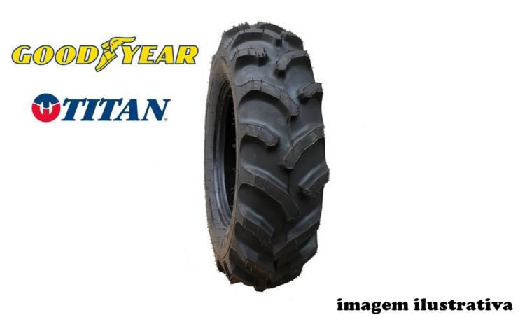 Pneu 14.9×26 / 12 Lonas – Goodyear / Titan > Novo - 14.9x26 - Goodyear - Agrobill - Tratores, Implementos Agrícolas, Pneus