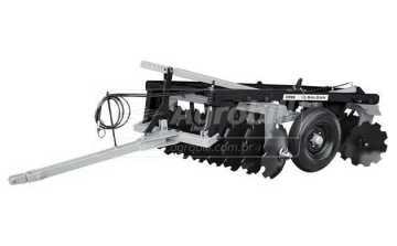 Grade Aradora Controle Remoto CRSG 20 x 26″ – Baldan > Nova - Grades Aradoras - Baldan - Agrobill - Tratores, Implementos Agrícolas, Pneus