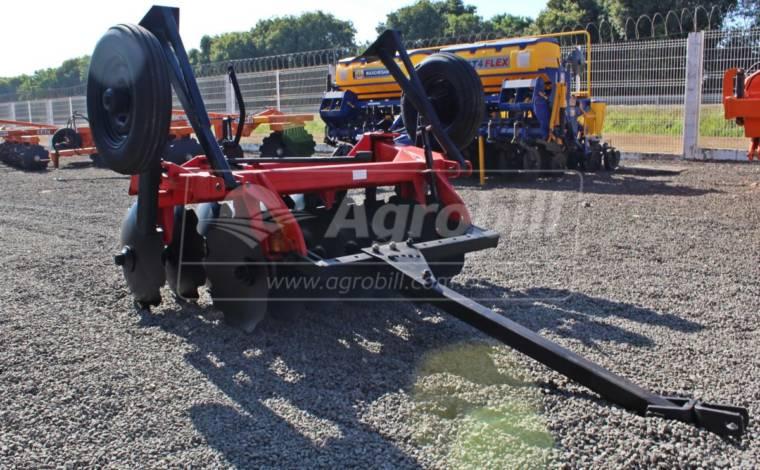 Grade Aradora de Arrasto GRP 14 x 26″ – Baldan > Usada - Grades Aradoras - Baldan - Agrobill - Tratores, Implementos Agrícolas, Pneus