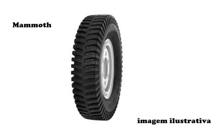 Pneu 650×16 / 14 Lonas – Mammoth – Militar > Novo - 650x16 - Mammoth - Agrobill - Tratores, Implementos Agrícolas, Pneus