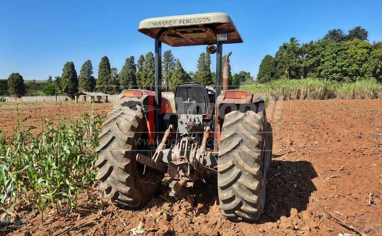 Trator Massey 283 4×4 Advanced ano 2009, cambio de 3 alavancas. - Tratores - Massey Ferguson - Agrobill - Tratores, Implementos Agrícolas, Pneus
