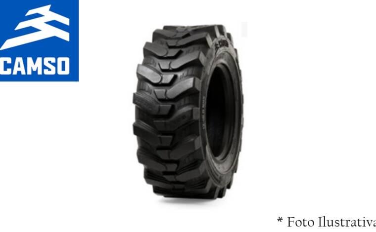 Pneu 12×16.5 / 12 Lonas – Camso – SKS 532 > Novo - 12x16.5 - Camso - Agrobill - Tratores, Implementos Agrícolas, Pneus