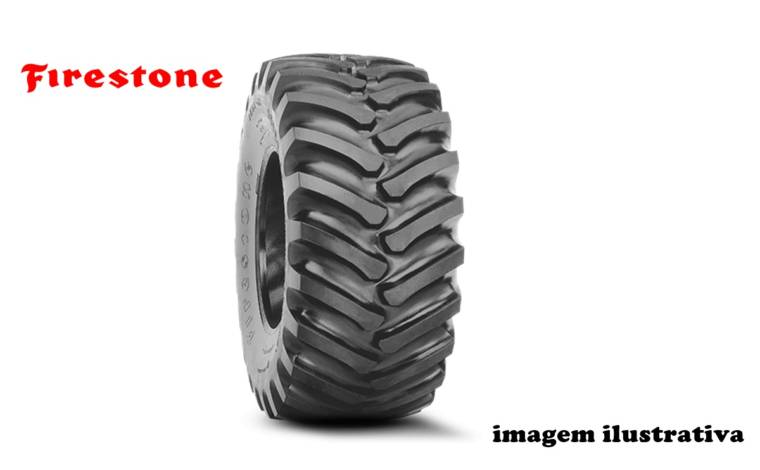 Pneu 23.1×30 / 12 Lonas – Firestone – Super All Traction > Novo - 23.1x30 - Firestone - Agrobill - Tratores, Implementos Agrícolas, Pneus