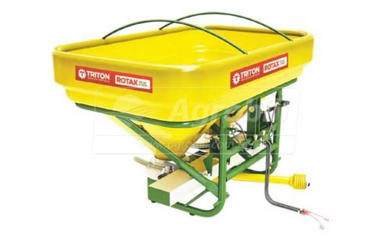 Distribuidor Semeador Rotax Disco Duplo 1500DD / Acionamento Hidráulico – Triton > Novo - Distribuidor de Calcário - Triton - Agrobill - Tratores, Implementos Agrícolas, Pneus