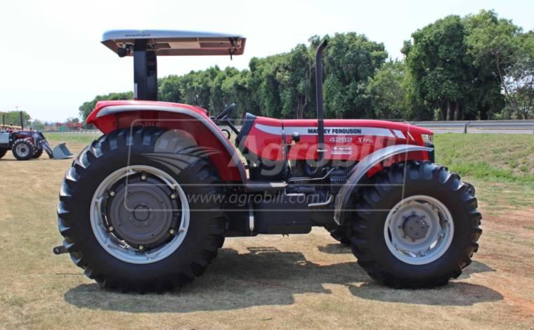 Trator Massey 4292 4×4 ano 2018 Semi Novo c/ 251 horas de uso !!! - Tratores - Massey Ferguson - Agrobill - Tratores, Implementos Agrícolas, Pneus