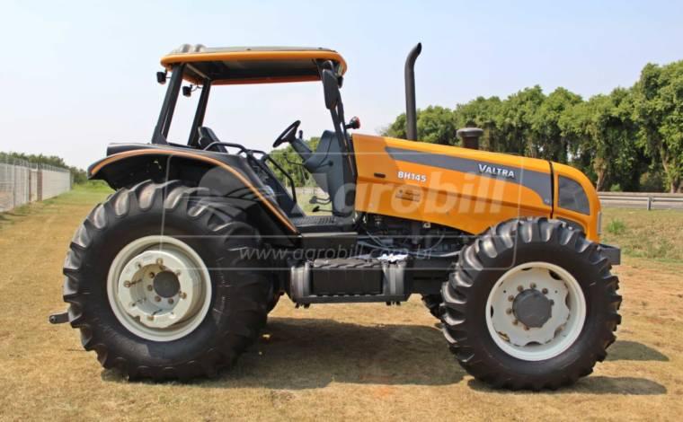 Trator Valtra BH 145 4×4 ano 2010 - Tratores - Valtra - Agrobill - Tratores, Implementos Agrícolas, Pneus