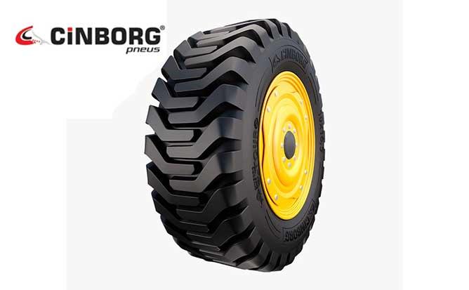 Pneu 10×16.5 / 10 Lonas – Cinborg – El toro > Novo - 10x16.5 - Cinborg - Agrobill - Tratores, Implementos Agrícolas, Pneus