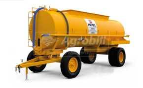 Carreta Tanque Abastecedor Pulverizador 12500L / 2 Eixos Simples + Duplo / Sem Pneus – Mepel > Novo - Tanque de Água - Mepel - Agrobill - Tratores, Implementos Agrícolas, Pneus