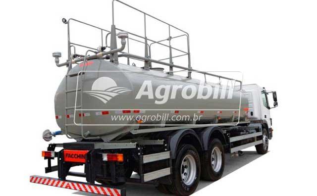 Tanque de Agua p/ caminhão, capacidade 20.000 litros FACCHINI 0KM - Tanque - Facchini - Agrobill - Tratores, Implementos Agrícolas, Pneus