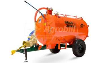Distribuidor de Esterco Líquido DELN 3000 / Sem Pneus – Incomagri – Novo - Tanque de Água - Incomagri - Agrobill - Tratores, Implementos Agrícolas, Pneus
