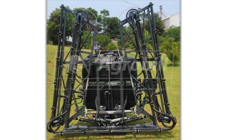 Pulverizador 800 Litros BH Três Dobras com Barras de 16M / Bijet / Bomba JP 75 / Comando 4 vias / Kit Reabastecedor – Panter > Novo - Pulverizadores - Panter - Agrobill - Tratores, Implementos Agrícolas, Pneus