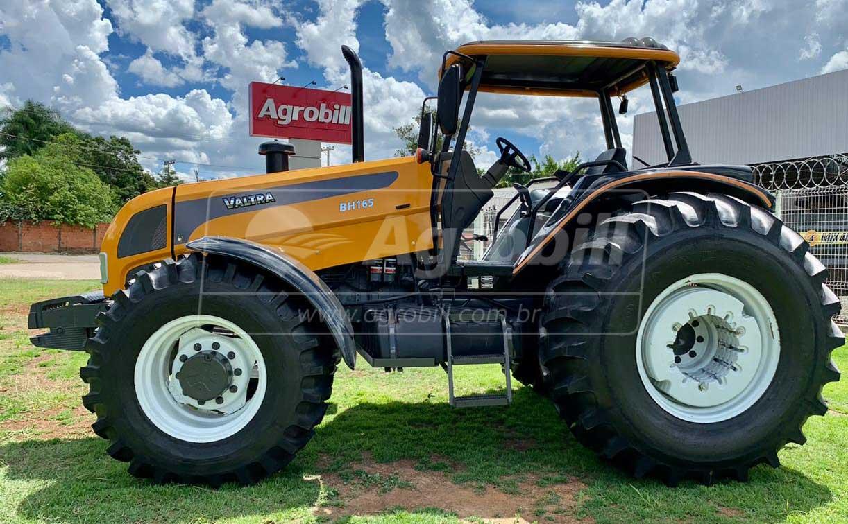 Trator Valtra BH165 4×4 ano 2010 Único dono c/ 3763 horas - Tratores - Valtra - Agrobill - Tratores, Implementos Agrícolas, Pneus