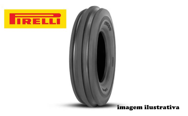 Pneu 750×16/ 08 Lonas – Pirelli 3 Listras  – TD500 > Novo - 750x16 - Pirelli - Agrobill - Tratores, Implementos Agrícolas, Pneus