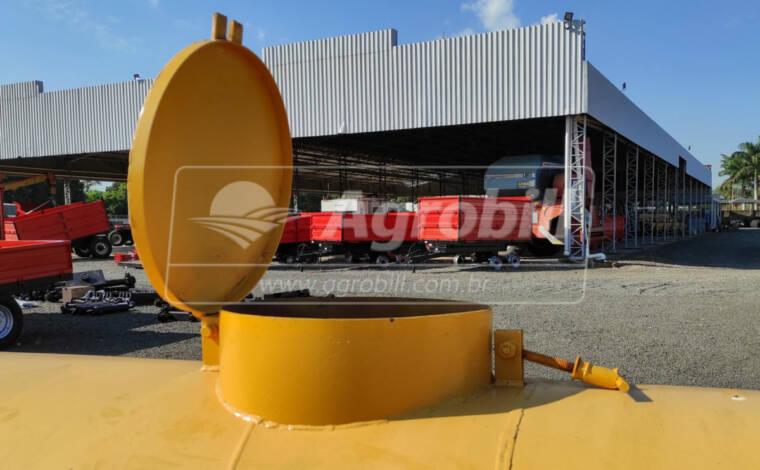 Tanque de Ferro 5000 Litros > Usado - Tanque de Água - Personalizado - Agrobill - Tratores, Implementos Agrícolas, Pneus