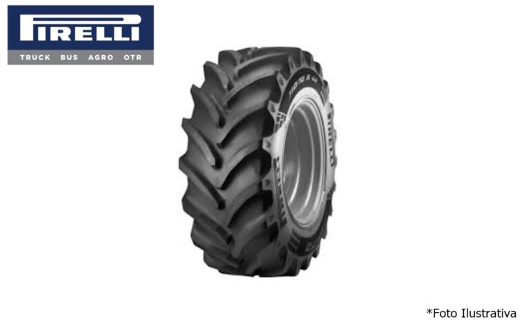 Pneu 380/85R28 – RADIAL – Pirelli – WPHP > Novo - 380/85R28 - Pirelli - Agrobill - Tratores, Implementos Agrícolas, Pneus
