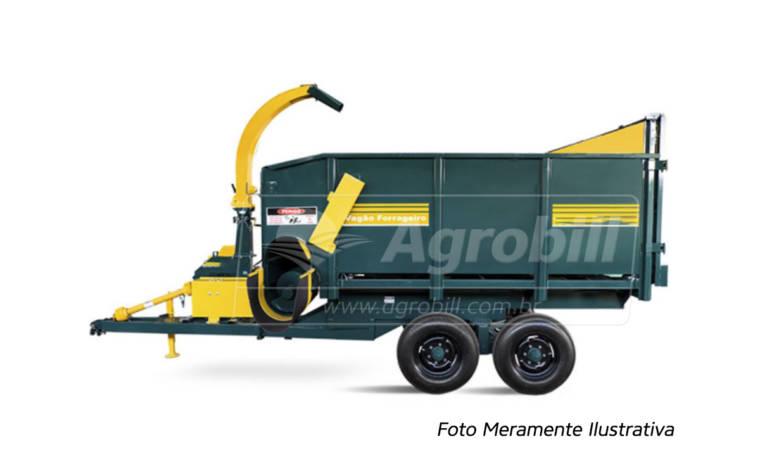 Vagão Forrageiro VP-10 Tandem com Ensiladeira PP-4610 / com Afiador – Pinheiro > Novo - Vagão Forrageiro - Pinheiro - Agrobill - Tratores, Implementos Agrícolas, Pneus