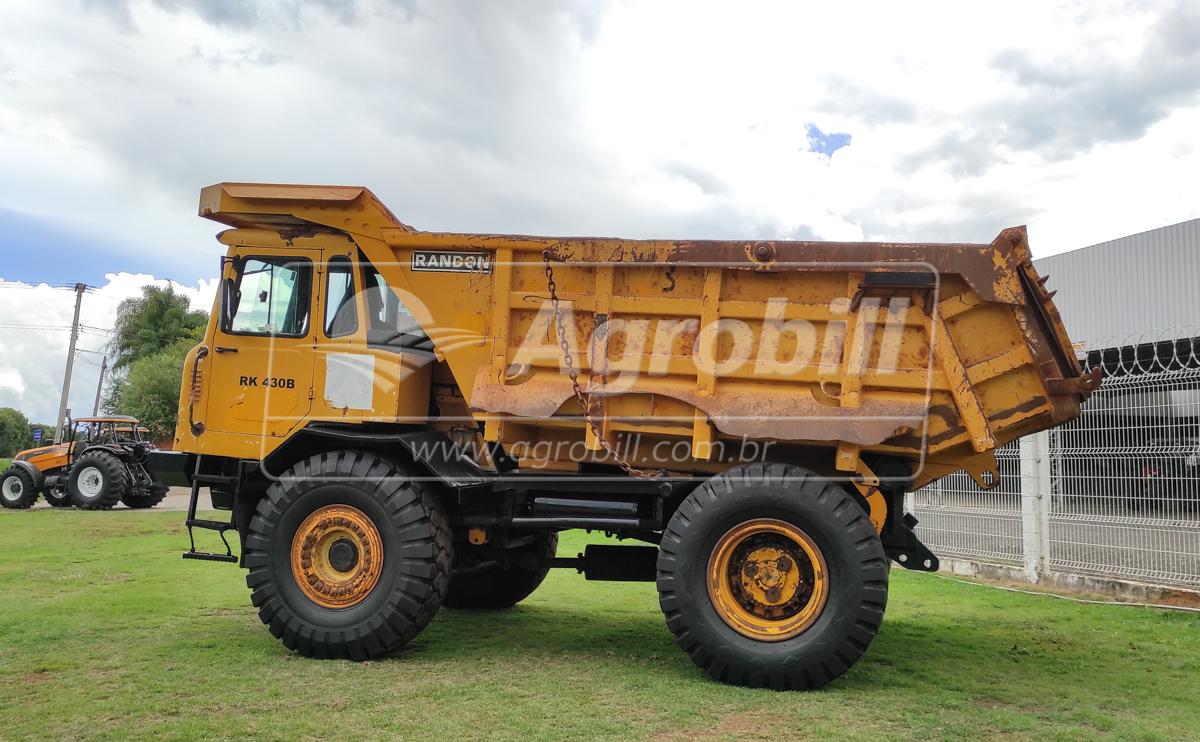 Caminhão Fora de Estrada Randon Rk430b 4×2 ano 2005 > Usado - Caminhões - Randon - Agrobill - Tratores, Implementos Agrícolas, Pneus