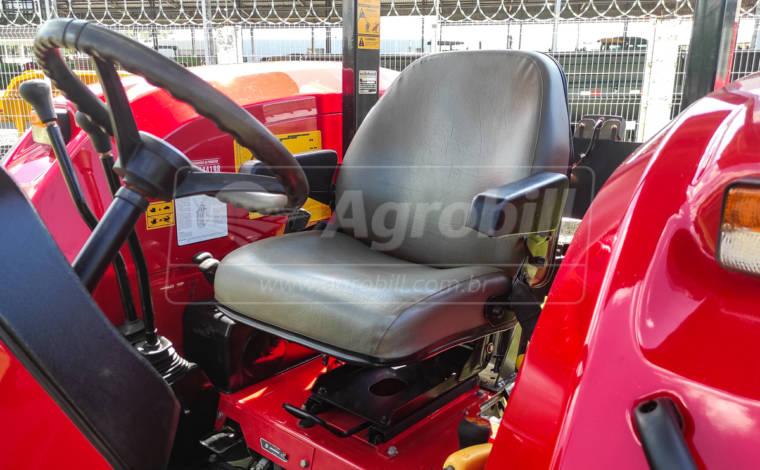 Trator MF 4290 4×4 Turbo ano 2018 c/ Creeper (Redutor de velocidade) c/ 1550 horas. - Tratores - Massey Ferguson - Agrobill - Tratores, Implementos Agrícolas, Pneus