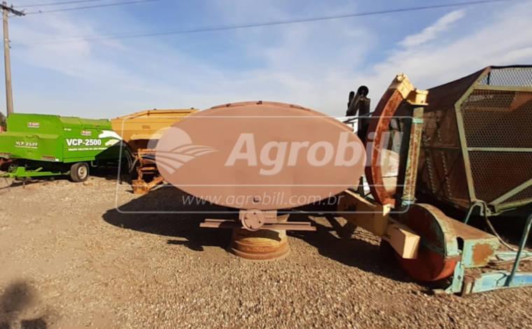 Tanque de Água de Ferro 20000 L > Usado - Tanque de Água - Personalizado - Agrobill - Tratores, Implementos Agrícolas, Pneus