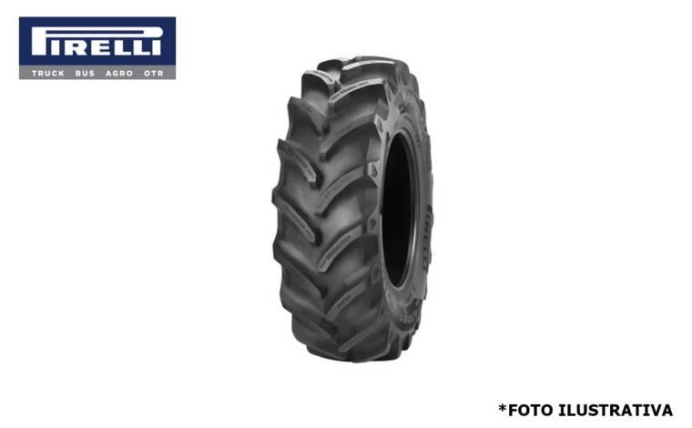 Pneu 600/70R30TL / PHP: 70 – Pirelli – 158DR-1W – Radial > Novo - 600/70R30 - Pirelli - Agrobill - Tratores, Implementos Agrícolas, Pneus