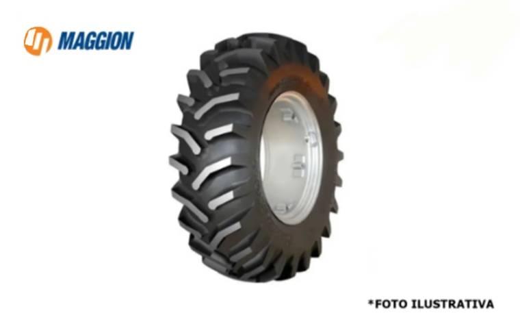 Pneu 18.4×34 / 12 Lonas – Maggion > Novo - 18.4x34 - Maggion - Agrobill - Tratores, Implementos Agrícolas, Pneus