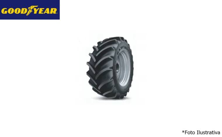 Pneu 520/85R42 – RADIAL – Goodyear – APR > Novo - 520/85R42 - Goodyear - Agrobill - Tratores, Implementos Agrícolas, Pneus
