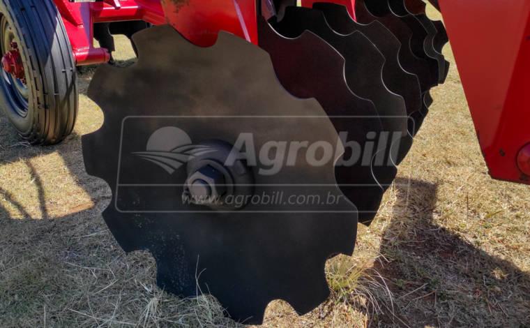 Grade Aradora Controle Remoto ATCR 16 x 26″ x 6 mm – Tatu > Usado - Grades Aradoras - Tatu Marchesan - Agrobill - Tratores, Implementos Agrícolas, Pneus